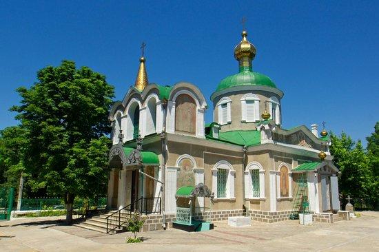 Bilhorod-Dnistrovskyi, أوكرانيا: Bilhorod-Dnistrovskyi: St.Nicolas Church