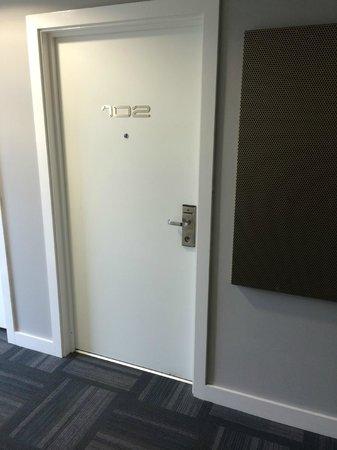 The Light ApartHotel: Hallway