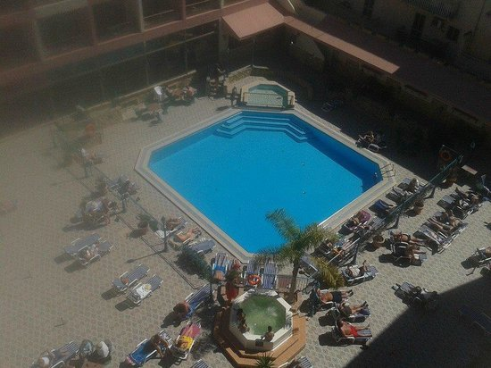 Blue Sea Santa Maria: outdoorpool