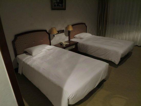 Lake Side Hotel: 客室
