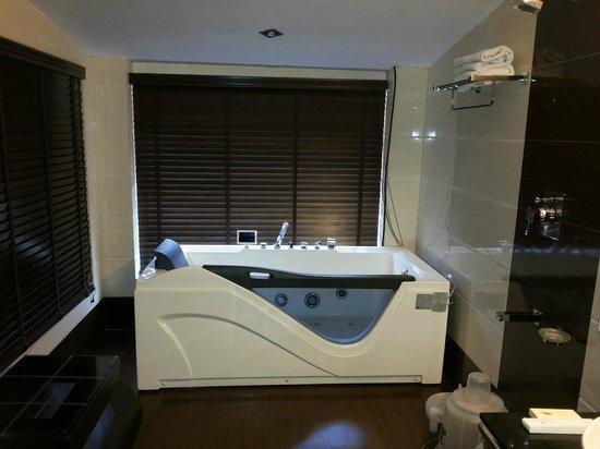 Sandhya Resort & Spa Manali: Washroom