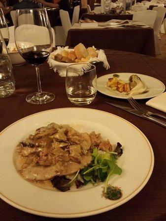 Hotel Gaarten : ottimo secondo piatto!