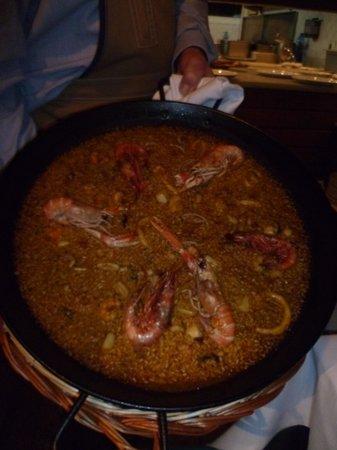"Restaurante Barceloneta: la ""divina"""