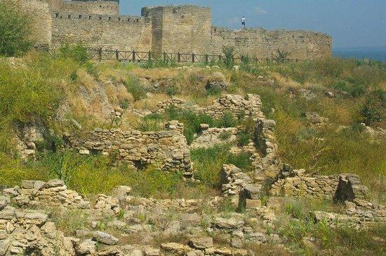 Bilhorod-Dnistrovskyi, أوكرانيا: Bilhorod-Dnistrovskyi Tyras Ruins