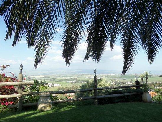 43. Splendid view from Hameiri Estate B&B, Rosh Pina.