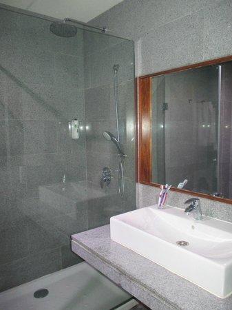 Hotel Torre del Conde: Ducha