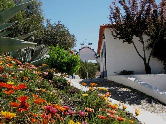 Horta da Moura - Hotel Rural: Espaço exterior