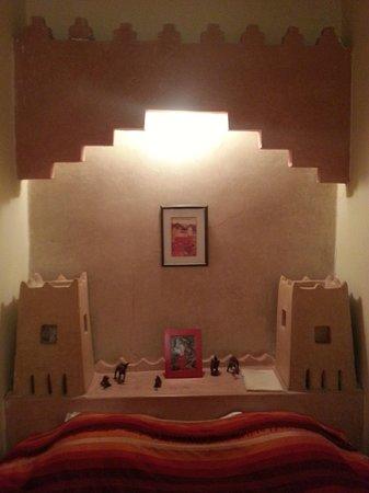 Riad El Filali : Berber Kamer