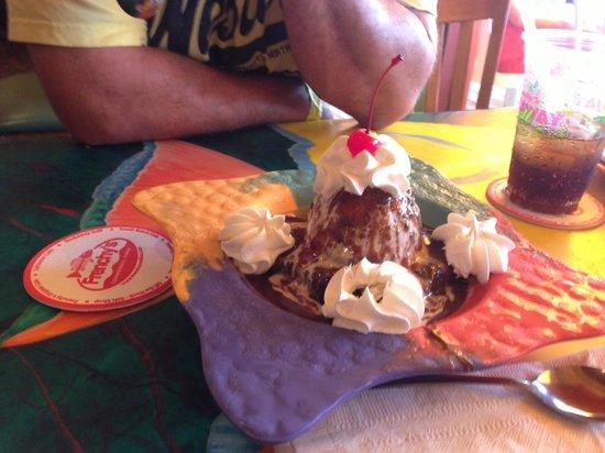 Frenchy's Rockaway Grill: Dessert Beach Brownie