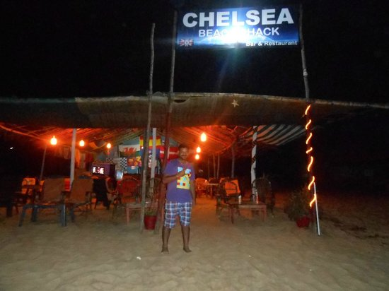 Tivai Beach Cottages: Chelsea Shack