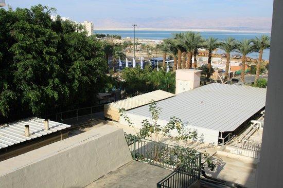 Prima Oasis Dead Sea: Вид из окна