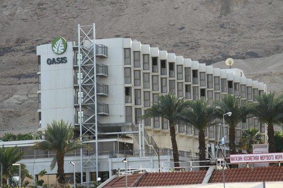 Prima Oasis Dead Sea: Отель