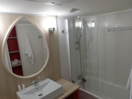 Apartamentos Pierre & Vacances Haguna: la baignoire