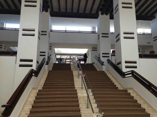 H10 Estepona Palace: Interior del hotel