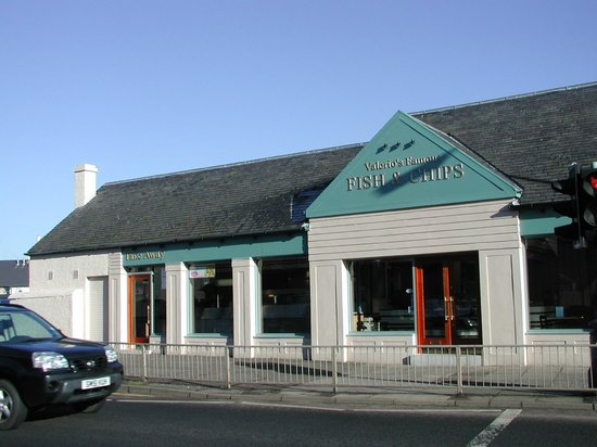 Valerio's Famous Fish &Chips: Street View