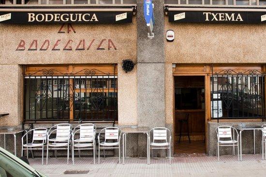 Bar la Bodeguica de Txema