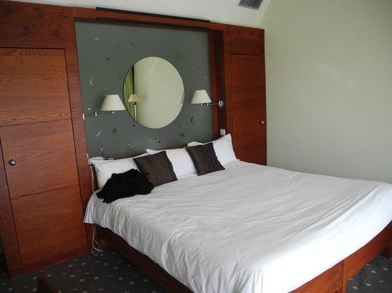 Hotel Des Lacs D'Halco : Chambre supérieure