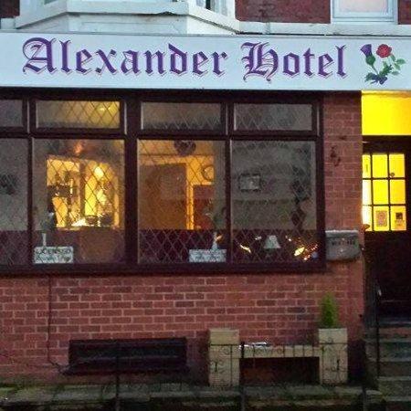 Alexander Hotel: New Name