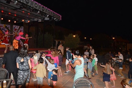 Kenzi Club Agdal Medina: Disco des enfants
