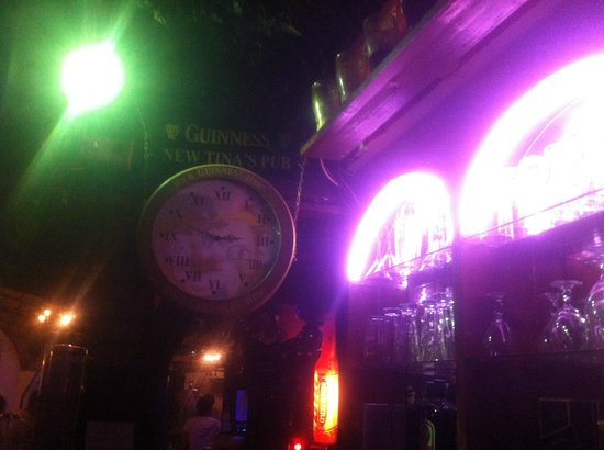 New Tina's Bar