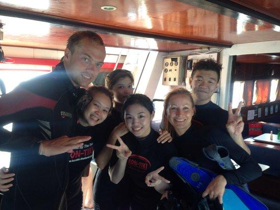 Kon-Tiki Krabi Diving & Snorkeling Center - Krabi: Perfect diving trip