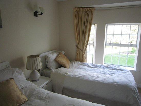 Friars Quarter House: chambre