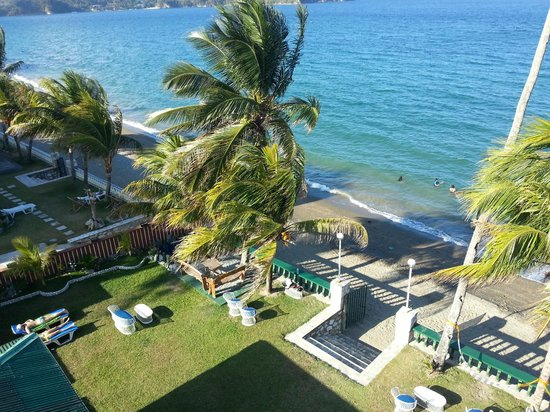 Badladz Beach Resort: view from the rooftop