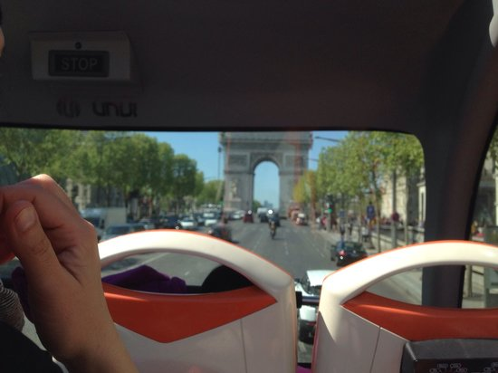 Foxity Bus Tours: Paris!!