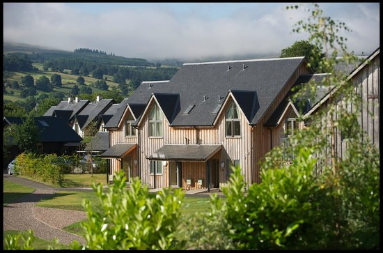 Mains of Taymouth Cottages