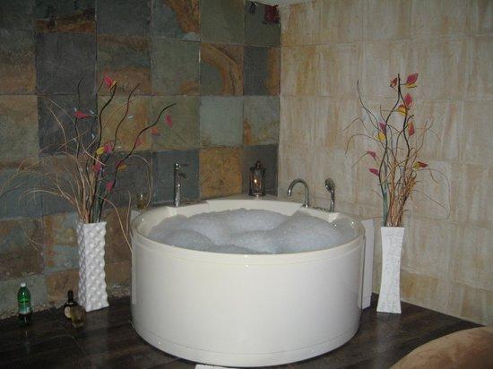 Mystico Hostal Spa: spa