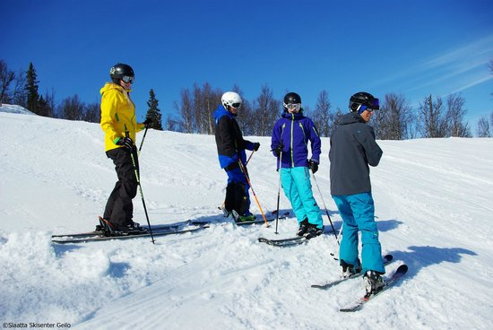 Slaatta Skisenter - Geilo Snowsports: Geilo - Slaatta