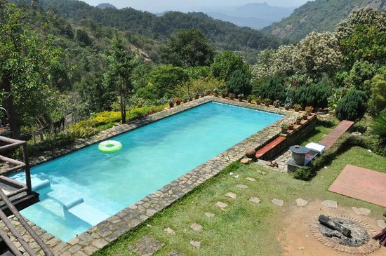 Wild Elephant Eco Friendly Resort : View from the room