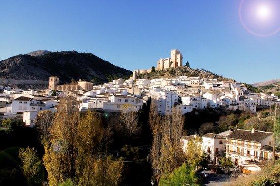 Hotel Velad: El castillo de los Fajardo en Vélez Blanco