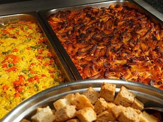 San Pawl Hotel: Our Buffet