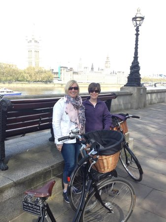 Tally Ho! Cycle Tours : Great day out