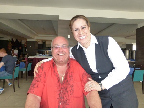 SENTIDO Rosa Beach : Dining always a pleaure
