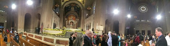 Basilica of the National Shrine of the Immaculate Conception: Panarama