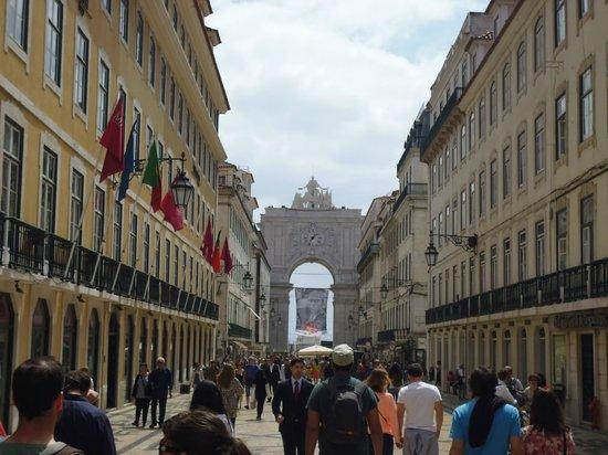 Free Walking Tour Lisbon Sandeman