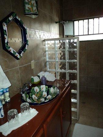 Casa Hamaca Guesthouse: Bagno