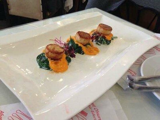 Can Oba Restaurant : Scallop-2