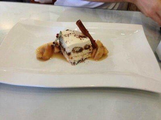 Can Oba Restaurant : Tiramisu