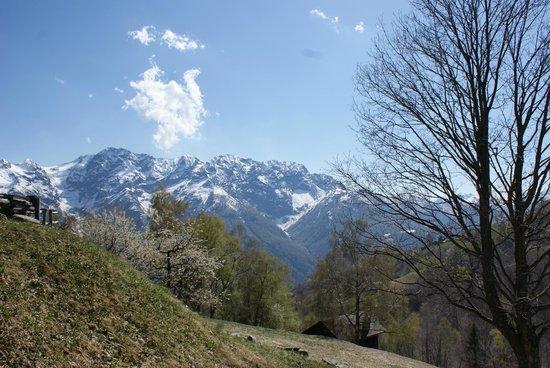 Vigezzina-Centovalli Railway : Monte comino