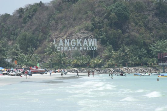 Meritus Pelangi Beach Resort & Spa, Langkawi: Cenang Beach