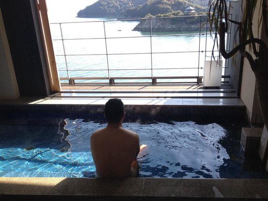 Migiwatei Ochikochi: 貸し切り風呂