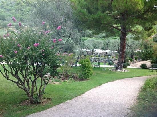 Château Saint-Martin & Spa : Gardens