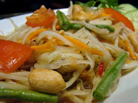 Soi55: Papaya Salad
