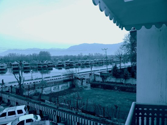 Hotel Shah Abbas: View from balcony