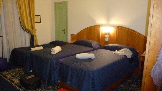 Terme Venezia Hotel: camera