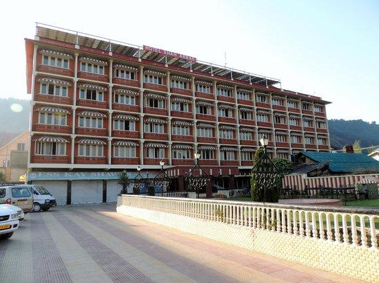 Hotel Shah Abbas: Hotel View