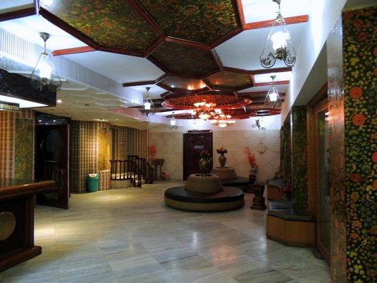 Hotel Shah Abbas: Hotel Reception